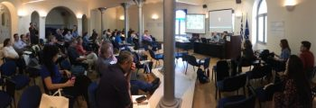 Participation in the workshop for the networking of the LIFE Nature and Biodiversity projects
