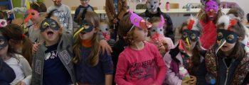 Εργαστήρια κατασκευής μάσκας