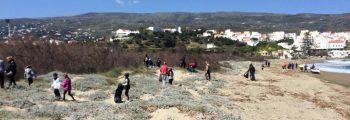 Καθαρισμός παραλίας Παραπόρτι #Trashtag Challenge